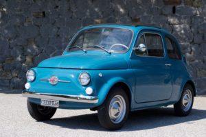 Fiat 500 messa a nuovo